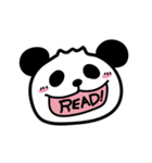 もちもちパンダ(個別スタンプ:23)