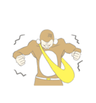 モンキー野郎(個別スタンプ:31)