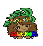 Hawaiian Family Vol.5  Alohaな気分 2(個別スタンプ:02)