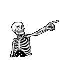 骨のスタンプ3(個別スタンプ:09)