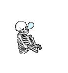 骨のスタンプ3(個別スタンプ:13)