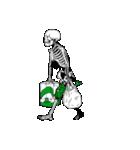 骨のスタンプ3(個別スタンプ:19)