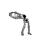 骨のスタンプ3(個別スタンプ:21)
