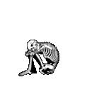 骨のスタンプ3(個別スタンプ:22)
