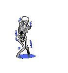 骨のスタンプ3(個別スタンプ:31)