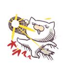 うざネコ!(個別スタンプ:01)