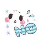 可愛い顔文字メッセージ☆2(個別スタンプ:10)