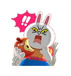 おとぎの国のLINEキャラクターズ☆(個別スタンプ:10)
