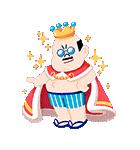 おとぎの国のLINEキャラクターズ☆(個別スタンプ:25)