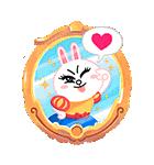 おとぎの国のLINEキャラクターズ☆(個別スタンプ:31)