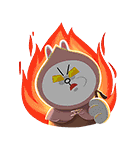 おとぎの国のLINEキャラクターズ☆(個別スタンプ:38)