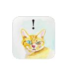 絵本に出てきそうな猫(個別スタンプ:30)