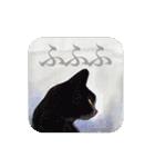 絵本に出てきそうな猫(個別スタンプ:36)