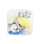 絵本に出てきそうな猫(個別スタンプ:38)