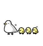 小太りな動物たち。(個別スタンプ:03)