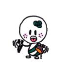 キューティーコロンちゃん (台湾ver.)(個別スタンプ:32)
