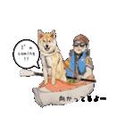 柴犬のここが好き5〜英語版〜(個別スタンプ:20)