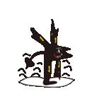 ヨダレネコ(個別スタンプ:25)