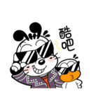 毎日ボブまみれ!〜会話編(繁体字)〜(個別スタンプ:27)