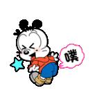 毎日ボブまみれ!〜会話編(繁体字)〜(個別スタンプ:40)