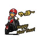 年末年始のネイキッドライダー(個別スタンプ:23)