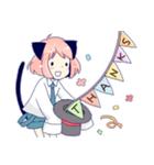 ねこみみっこネココ 3(個別スタンプ:03)
