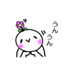 け~ぶらのお花を咲かせた人(個別スタンプ:05)
