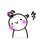 け~ぶらのお花を咲かせた人(個別スタンプ:07)