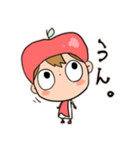 ピコくんの微妙な感情表現すたんぷ(個別スタンプ:01)