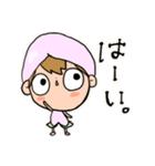 ピコくんの微妙な感情表現すたんぷ(個別スタンプ:27)
