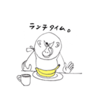 おさるのアイク(個別スタンプ:03)