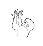 おさるのアイク2(個別スタンプ:01)