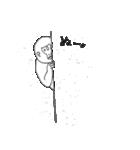おさるのアイク2(個別スタンプ:03)