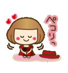 ベニちゃん1【基本/日常パック】(個別スタンプ:4)