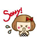 ベニちゃん1【基本/日常パック】(個別スタンプ:31)
