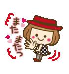 ベニちゃん1【基本/日常パック】(個別スタンプ:40)