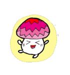 にぎやかなキノコ達(個別スタンプ:37)