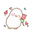 シュールかわいい鳥(個別スタンプ:01)