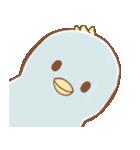 シュールかわいい鳥(個別スタンプ:07)