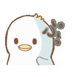 シュールかわいい鳥(個別スタンプ:08)