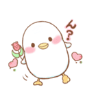シュールかわいい鳥(個別スタンプ:17)