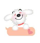 もこもこ犬 チロ(個別スタンプ:23)