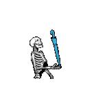 骨のスタンプ4(個別スタンプ:3)