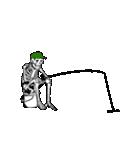 骨のスタンプ4(個別スタンプ:9)