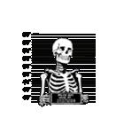 骨のスタンプ4(個別スタンプ:16)