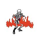 骨のスタンプ4(個別スタンプ:23)