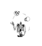 骨のスタンプ4(個別スタンプ:27)