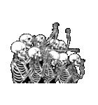 骨のスタンプ4(個別スタンプ:28)