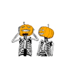 骨のスタンプ4(個別スタンプ:37)