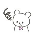 りぼんくま(個別スタンプ:09)